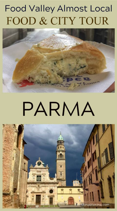 Food Valley Almost Local Tour Parma