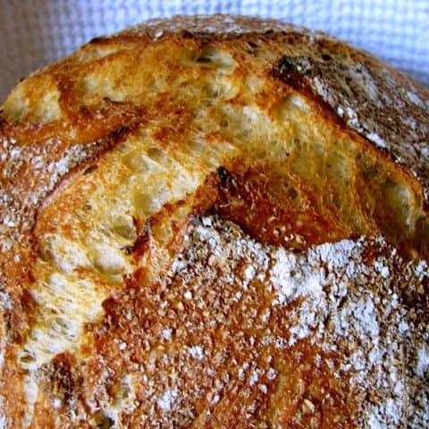 No Knead Bread: Unbelievably Easy, Incredibly Delicious!