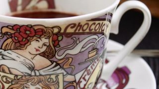 Christina's Italian Style Thick Hot Chocolate