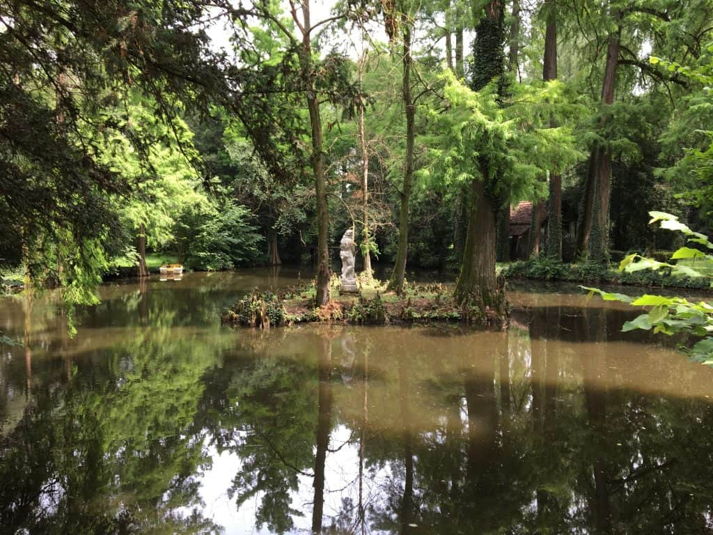 Verdi's pond
