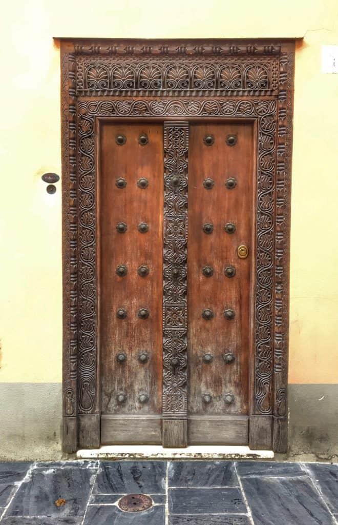door in Parma