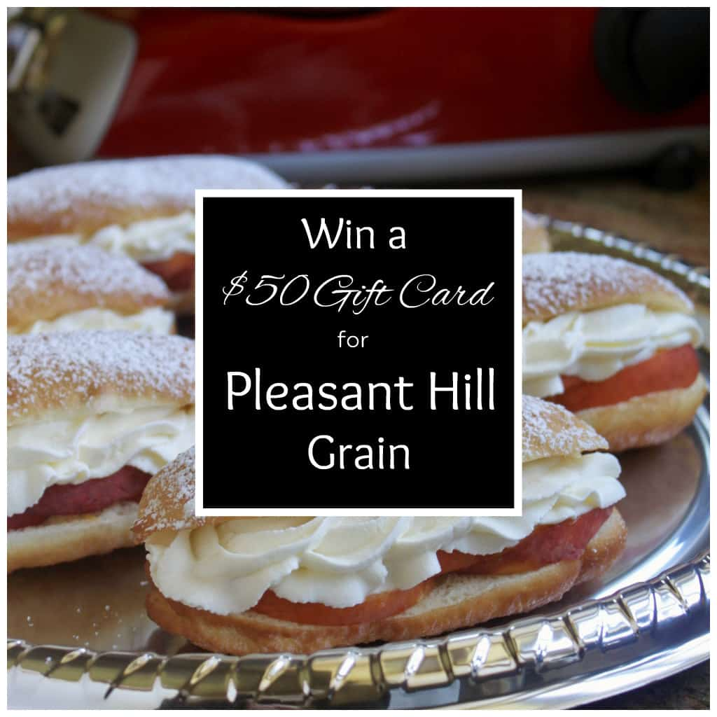 Pleasant Hill Grain gift card giveaway