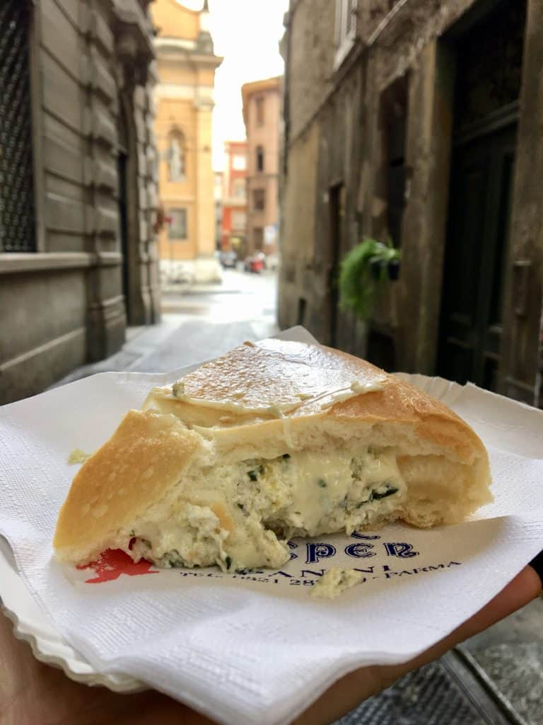 Almost Local Food tour Parma