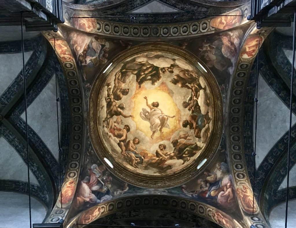 San Giovanni Evangelista Parma