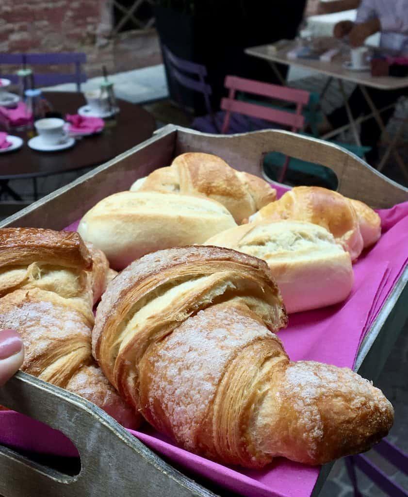 Palazzo dalla rosa prati breakfast