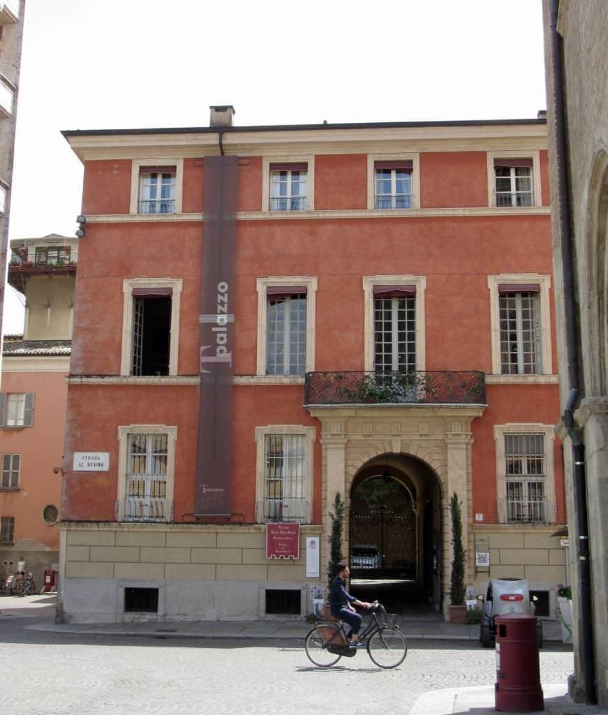 Palazzo dalla Rosa Prati, Parma