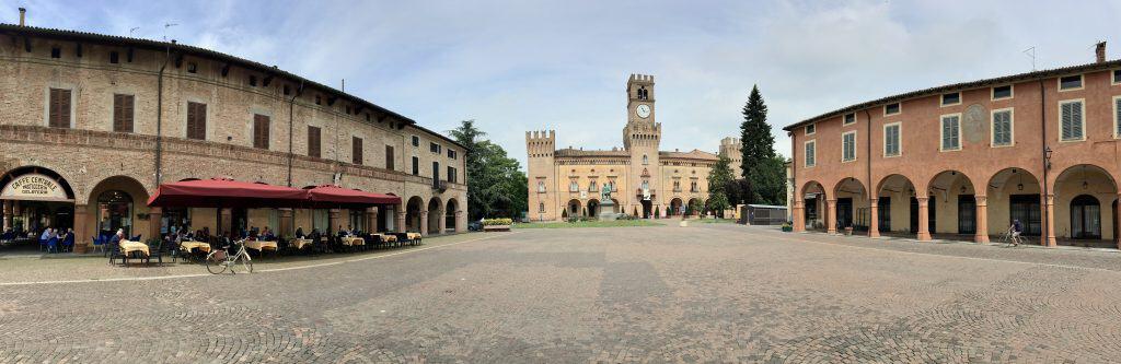 Busseto, Italy