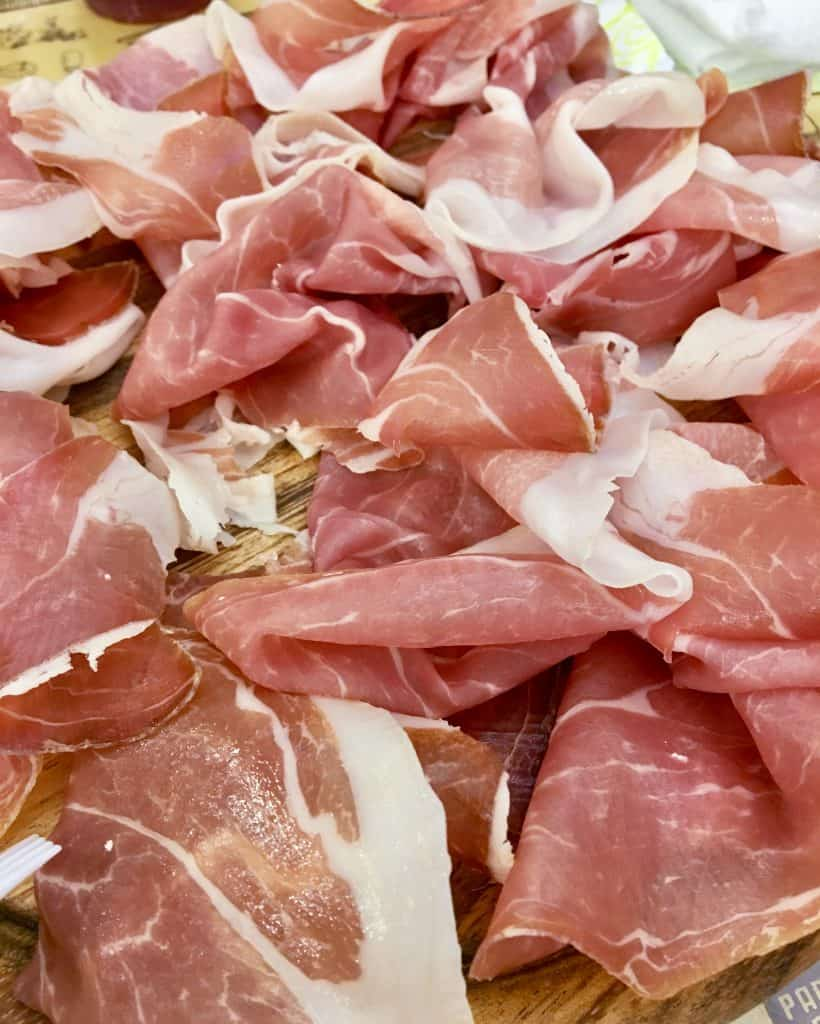Prosciutto di Parma DOP best way to eat prosciutto