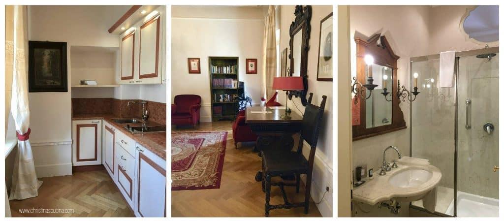 Scipione suite in Palazzo dalla Rosa Prati