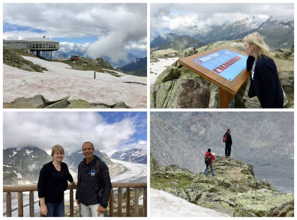 Aletsch collage