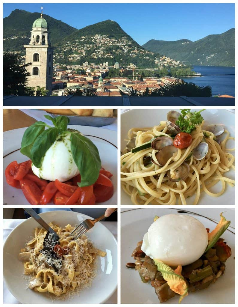 AnaCapri restaurant Lugano
