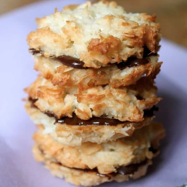 Coconut Macaroons Cookies And Sandwiches Christina S Cucina
