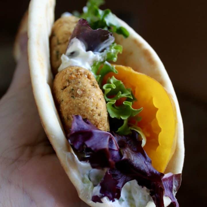 Make Your Own (DIY) Gluten Free Falafel Mix!
