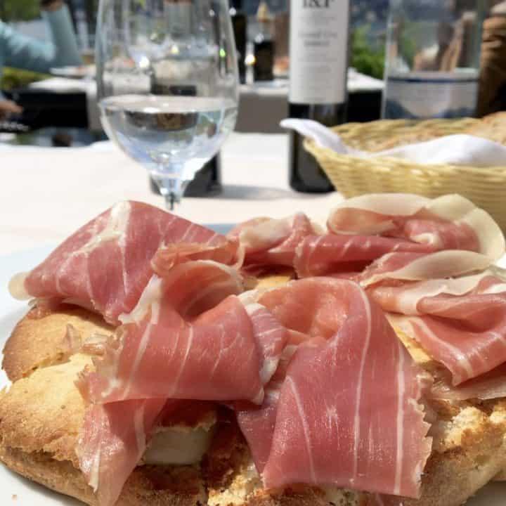 Burrata and Prosciutto Focaccia: Perfect for Lunch, a Snack or a Delicious Lunch