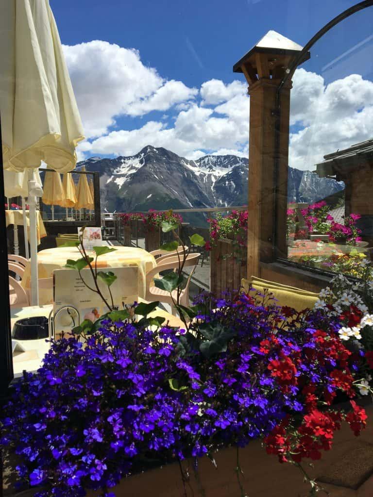 View from Bettmeralp