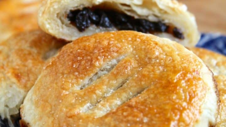 Rye, The Royal Oak Foundation and A Recipe for Eccles Cakes