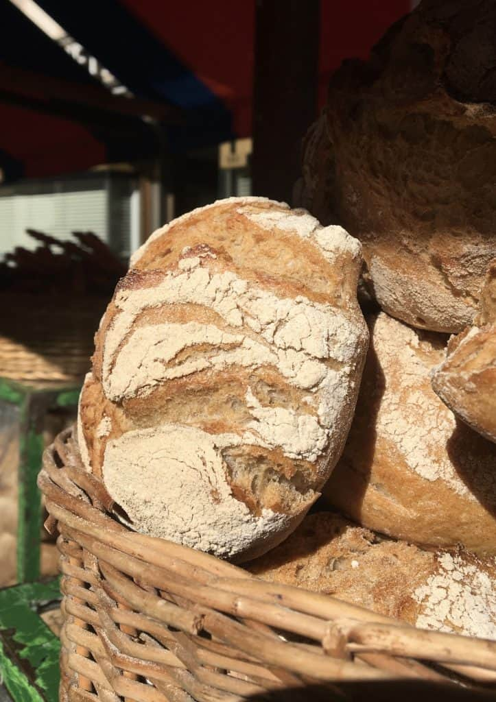 Bread in Bellinzona