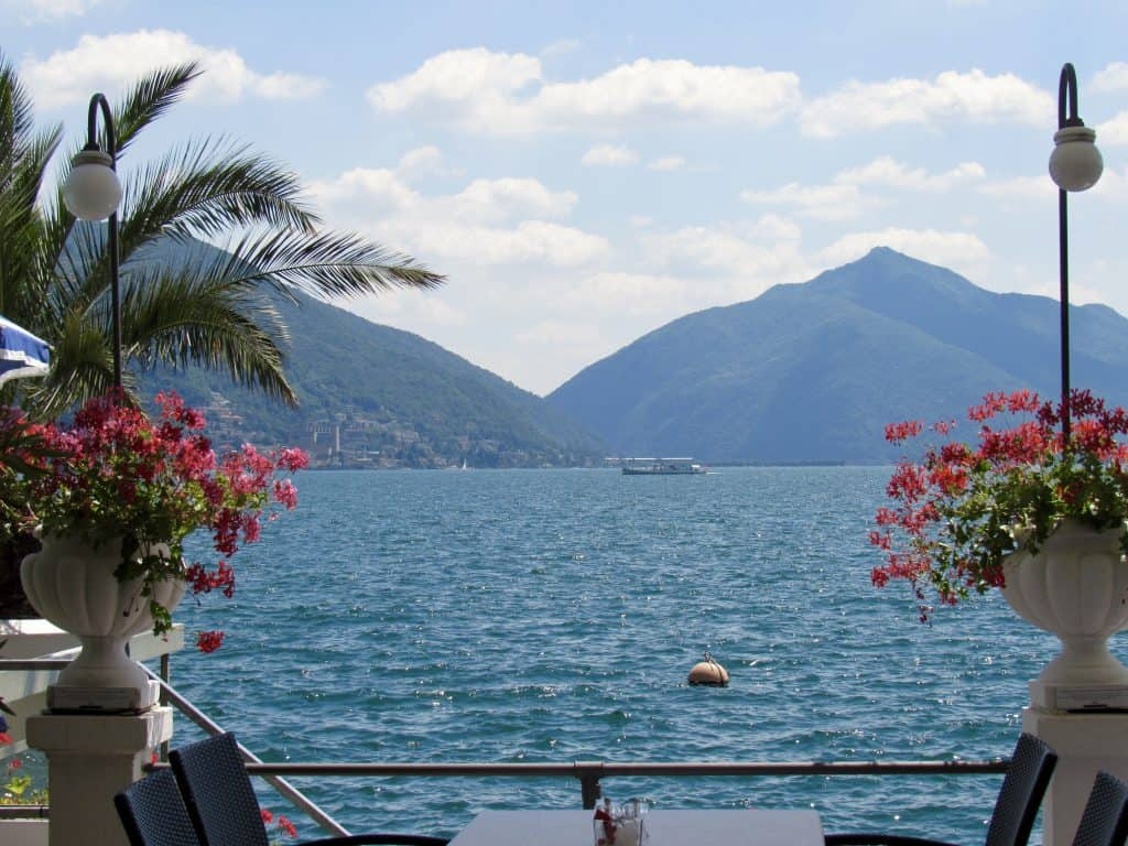 View of Lake Lugano (Is Lugano worth visiting?)