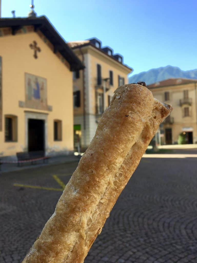 Pastry in Bellinzona