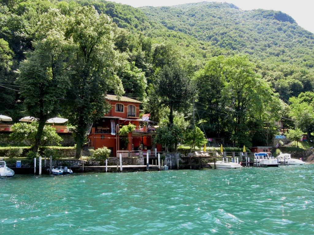 Cruise and Cook Grotto Descanso Lugano
