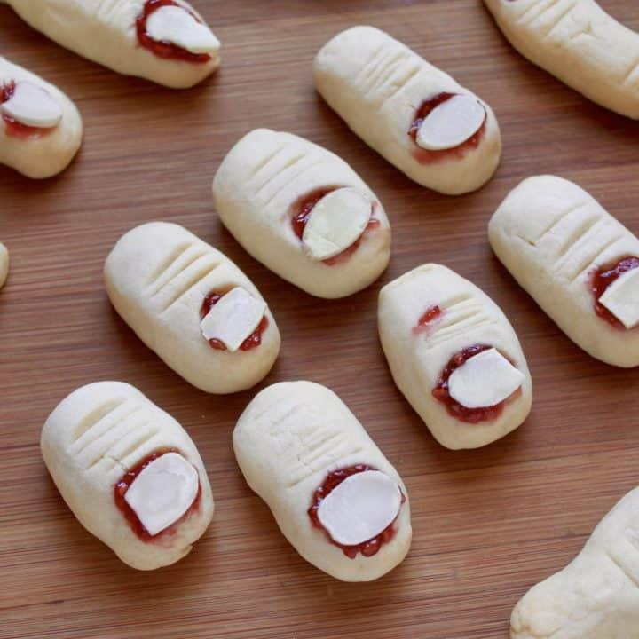 Trolls' Toes cookies