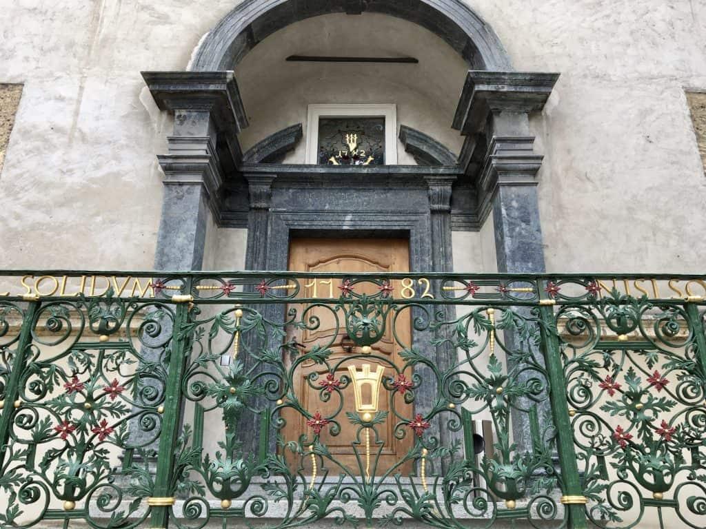 Stockalper palace