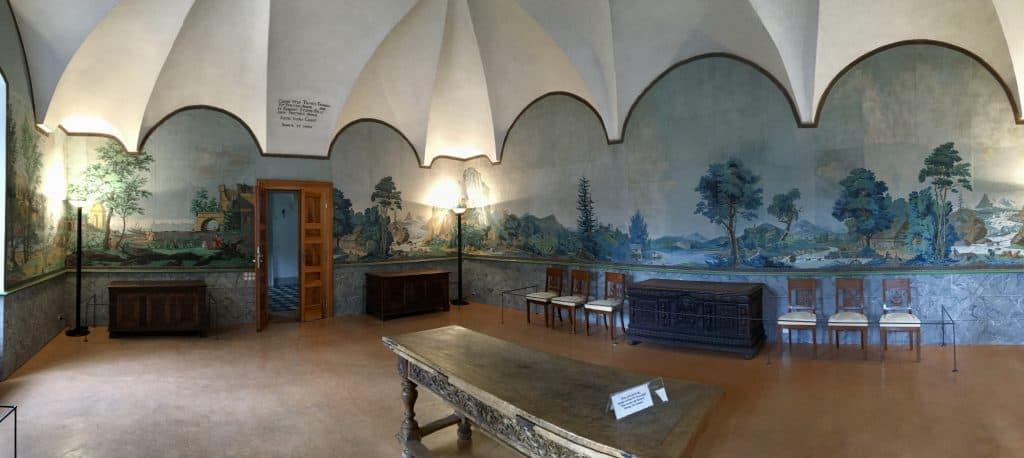 wallpaper stockalper palace