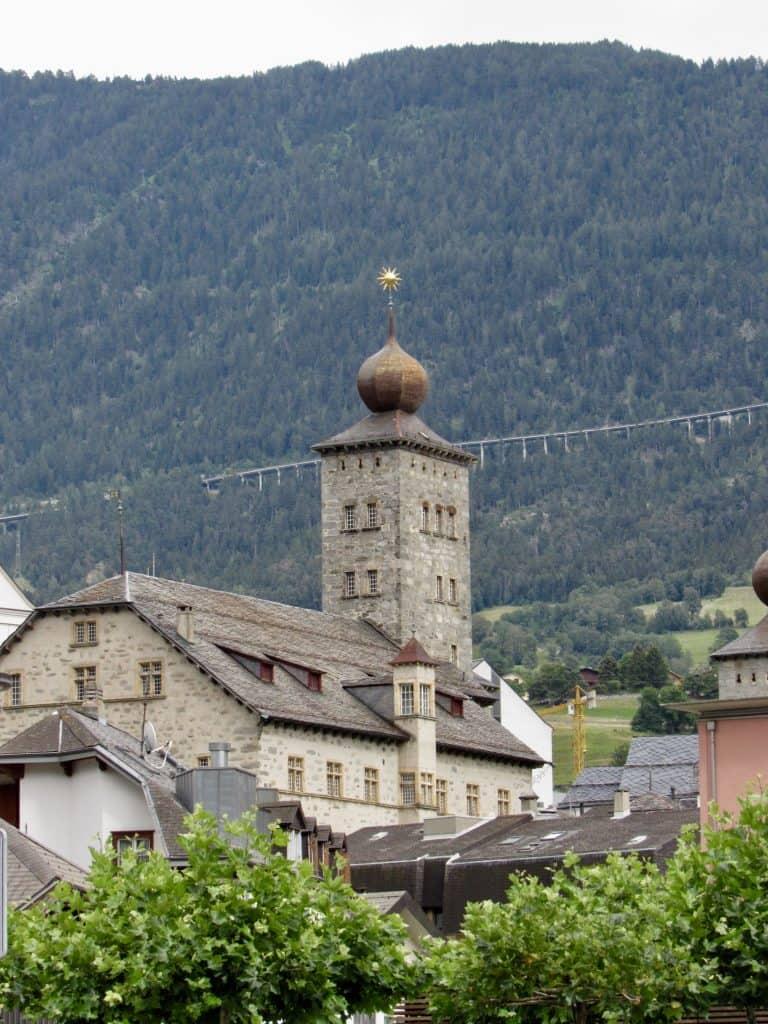 Simplon Pass, Brig, Switzerland