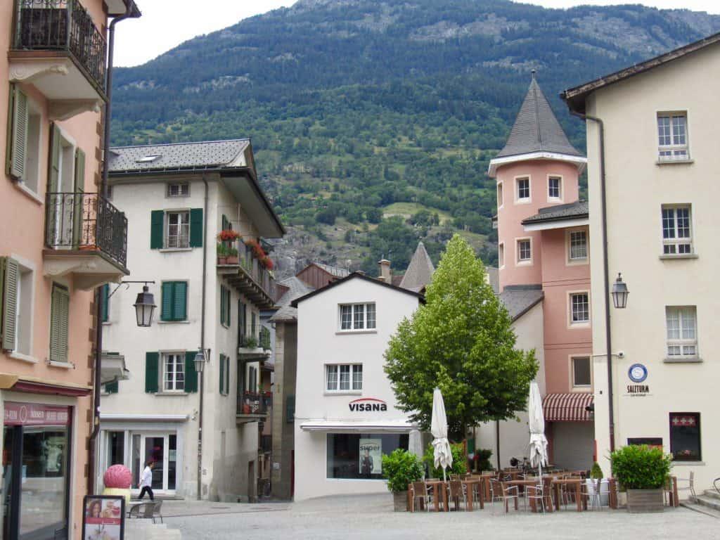 Brig, Switzerland