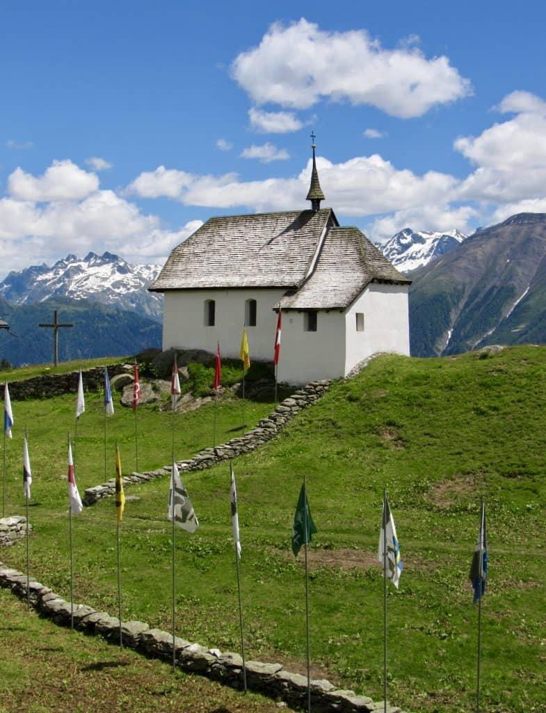 Bettmeralp church