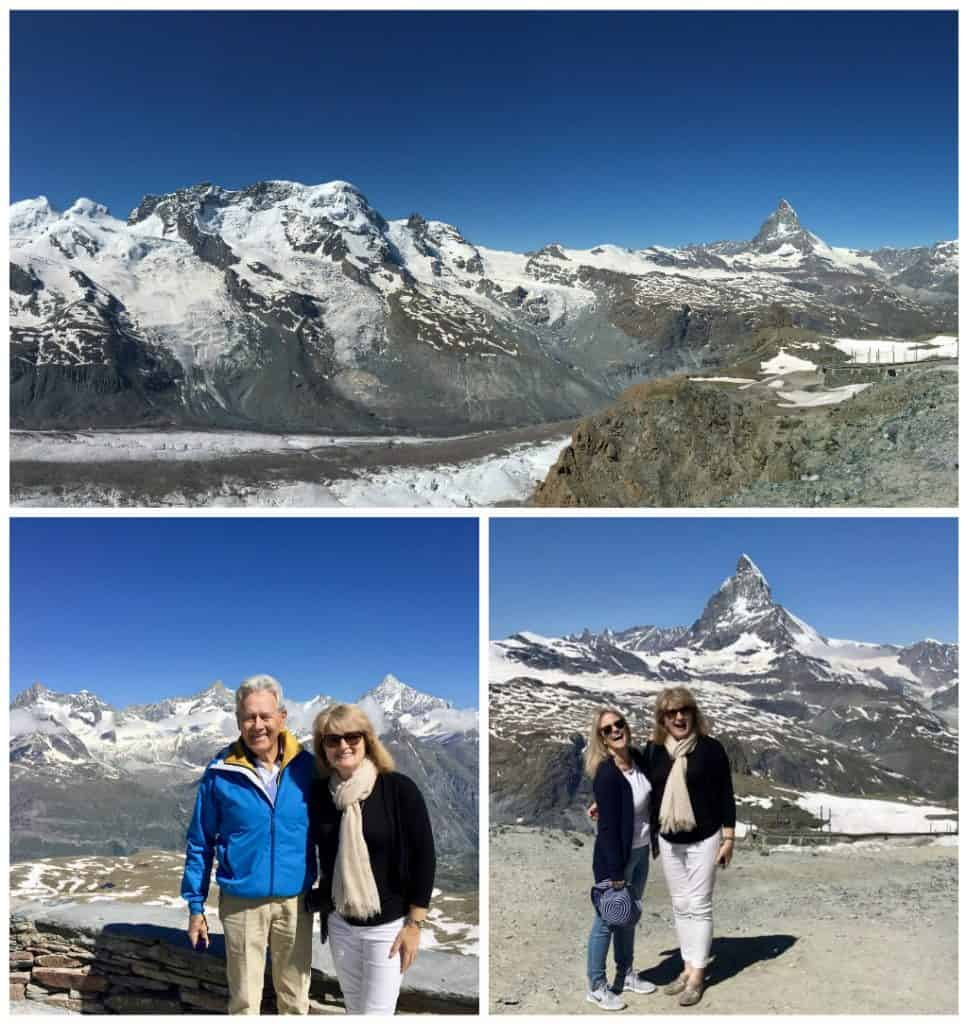 Gornergrat views