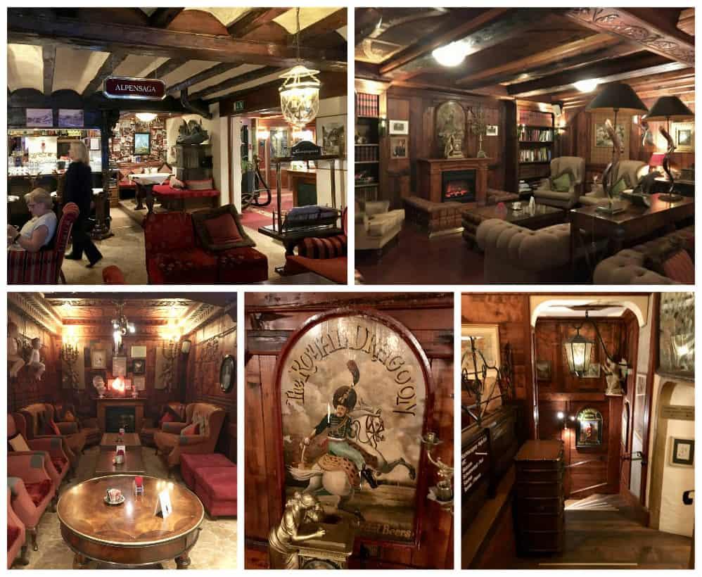 Hotel Zermatt public rooms
