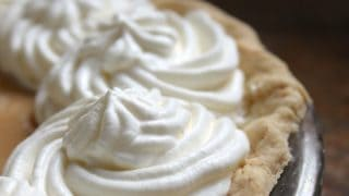Banoffee Pie: A Simple, but Sensational Banana, Toffee and Fresh Cream Dessert!