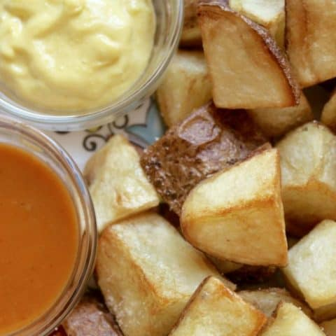 Spanish Patatas Bravas (Spicy Spanish Potatoes) Recipe