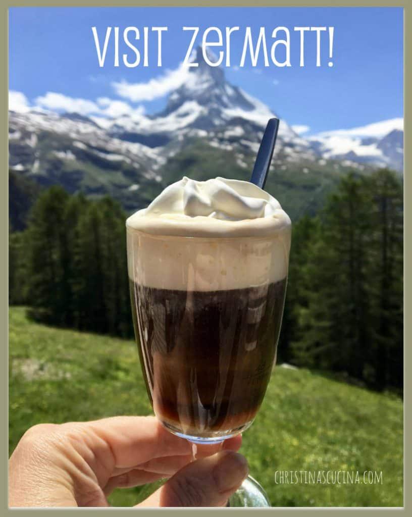 Matterhorn coffee Visit Zermatt