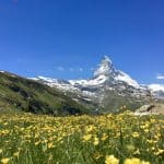 Visit Zermatt Anytime of Year; it's the Perfect Swiss Destination (Part 1)