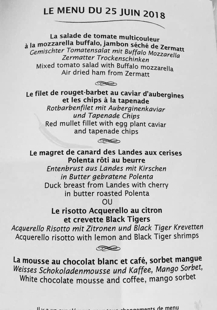 Alex-Grill-menu