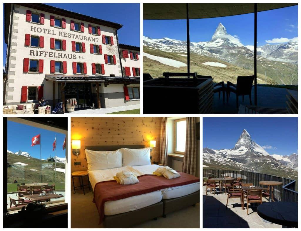 Riffelhaus, Zermatt