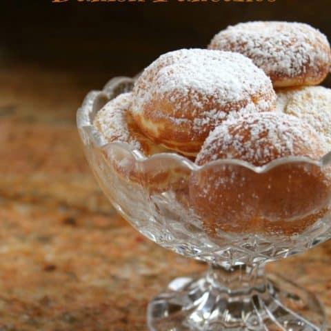 Aebleskivers, aka Danish Pancakes (and my Love Affair with Trader Joe's)