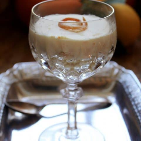 Orange Boodle (or Boodles Orange Fool) a Luscious, Creamy Orange Dessert from England