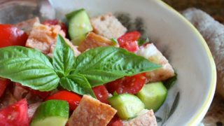 Panzanella: Traditional Italian Bread and Tomato Salad