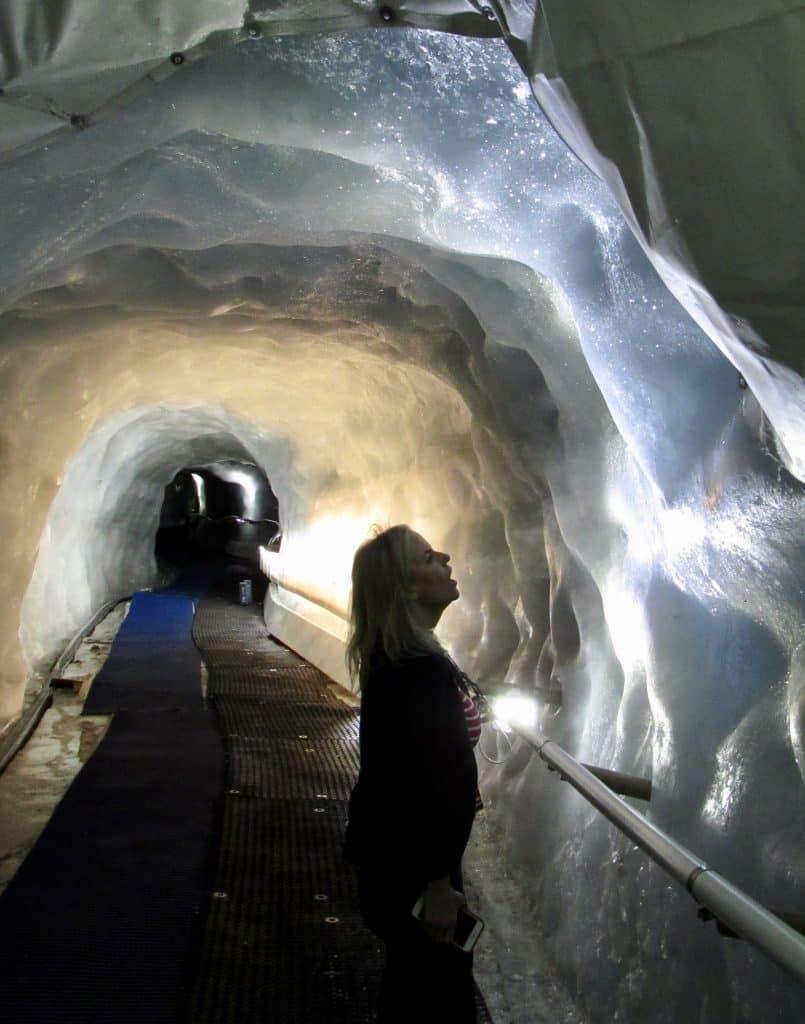 Cynthia Glacier Paradise