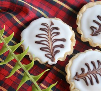 Scottish Fern Cakes