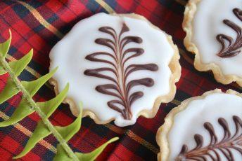 Scottish Fern Cakes