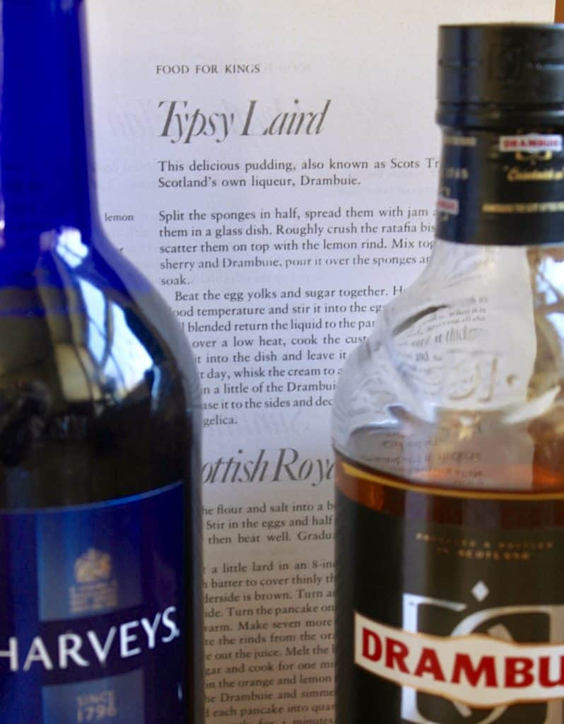 Typsy Laird Scottish Trifle recipe