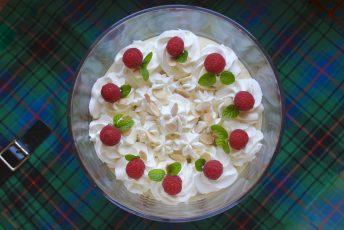 Typsy Laird Scottish Trifle