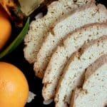 Almond and Orange Biscotti (Biscotti con Mandorle ed Arance)