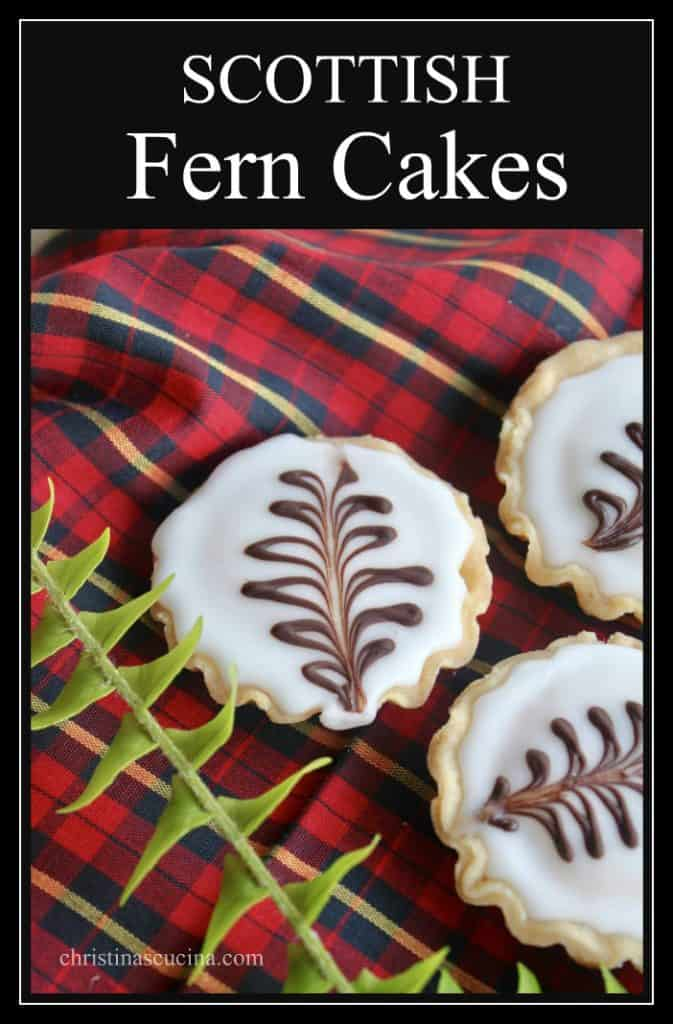 Pin for Scottish Fern Cakes