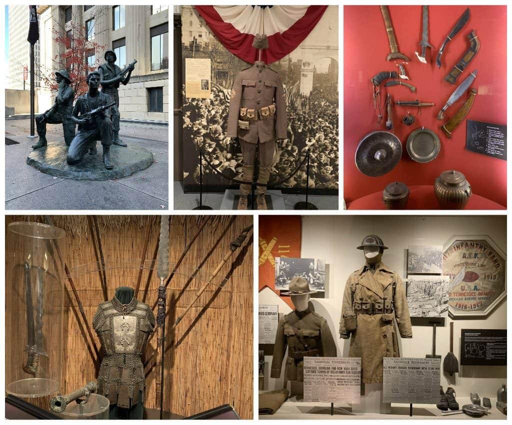 Military Branch Museum, Nashville