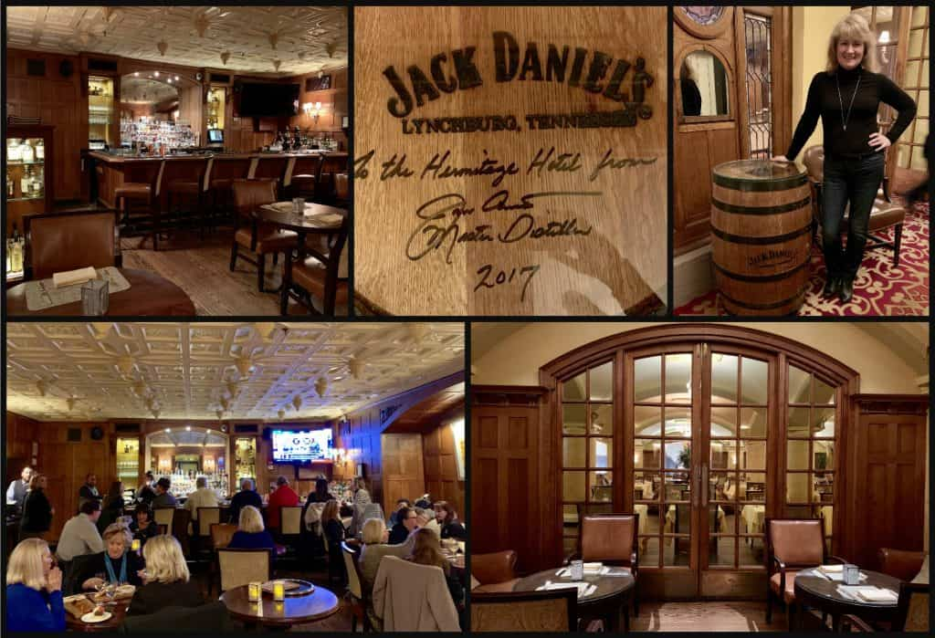 Oak Bar, Hermitage Hotel